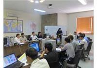 کارگاه آموزشی و برگزاری کلاسهای تئوری و عملی GIS  دانشجویان کشور افغانستان