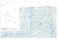 تهیه نقشه یکپارچه شبکه آبراهه و دیگر عوارض توپوگرافی