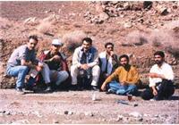 آقایان دکتر سعیدی، دکتر قاسمی، مهندس نادری، دکتر شمعانیان، مهندس اکرمی و دکتر طاهری