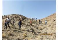 دوره کارآموزی یک ماهه ویژه 12 نفر از دانشجویان رشته زمین شناسی دانشگاه پلی تکنیک کابل افغانستان
