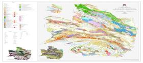 تهیه نقشه های زمین شناسی 1:50000